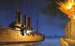 San Petersburgo, 25 de octubre de 1.917.