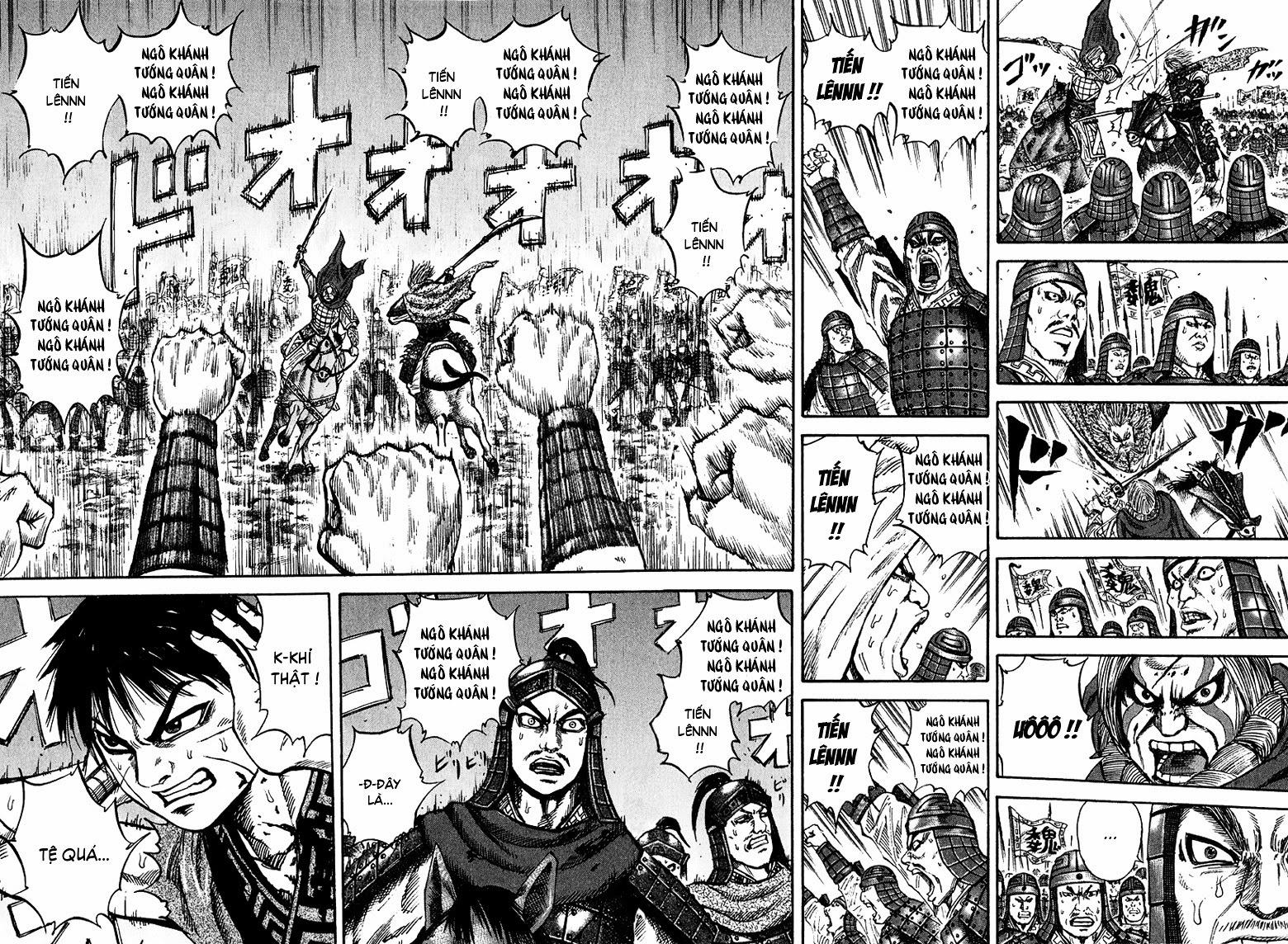 Kingdom – Vương Giả Thiên Hạ (Tổng Hợp) chap 71 page 9 - IZTruyenTranh.com