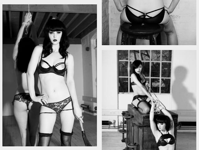 Fetish Lingerie - Almeida : Tilly Collection FW 2013/14