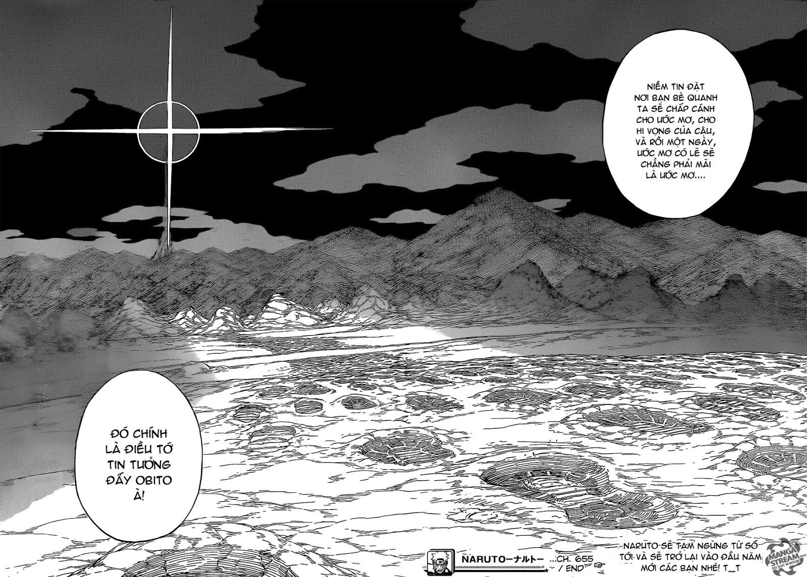 Naruto - Chapter 655 - Pic 19