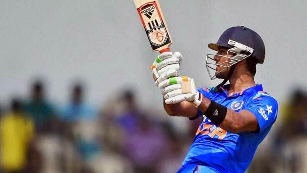 Unmukt-Chand-Century-IndiaA-vs-West-Indies