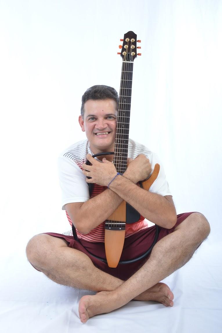 Música é minha paixão!