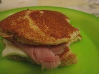 pancake alla ricotta con farina integrale
