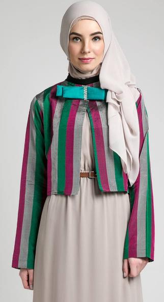 Kumpulan Fashion Model Baju Muslim Trendy 2015