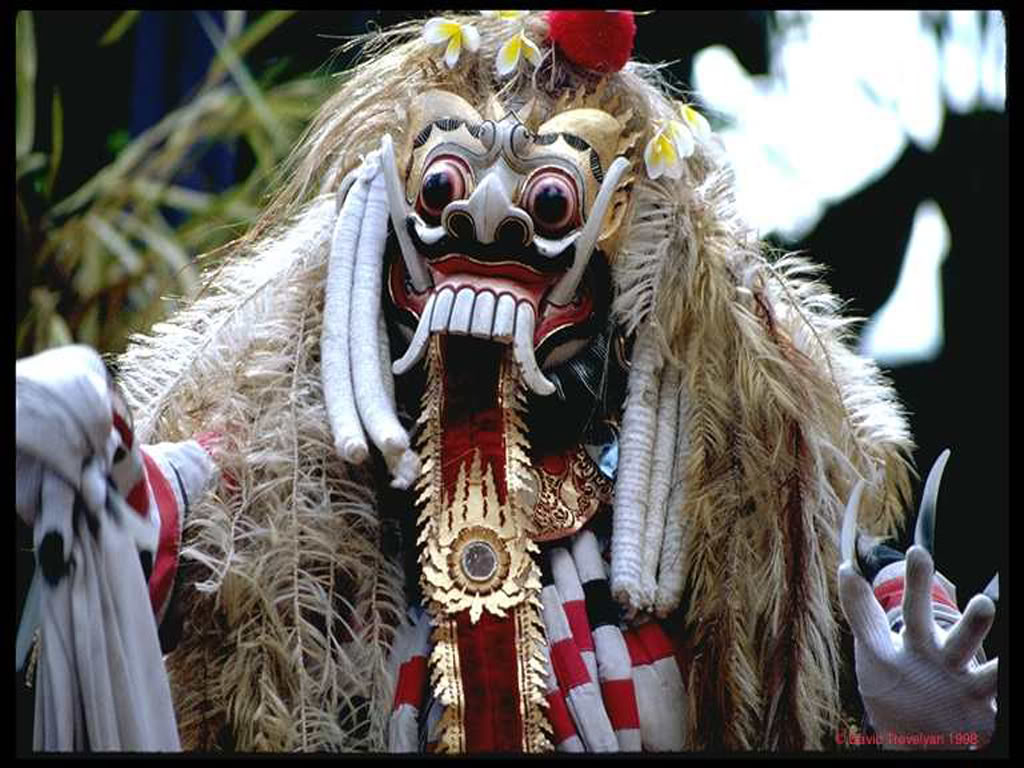 Rangda, Ratu Leak dalam Mitologi Bali