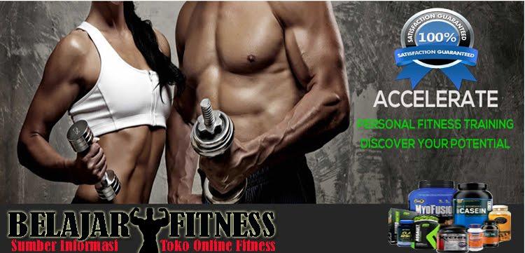 Suplemen Fitness Pembentukan Otot Terbaik harga Murah