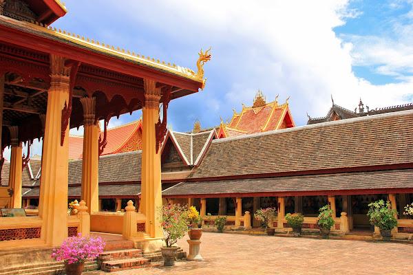 Wat Si Saket (Laos)