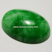 Batu permata Giok Jadeite Jade - 07K05