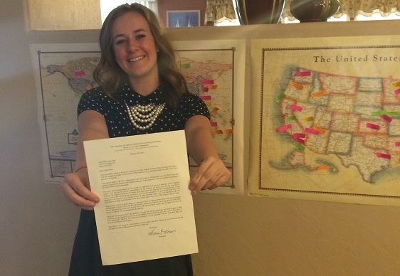 Kylie is called to serve in the Nevada Reno Mission