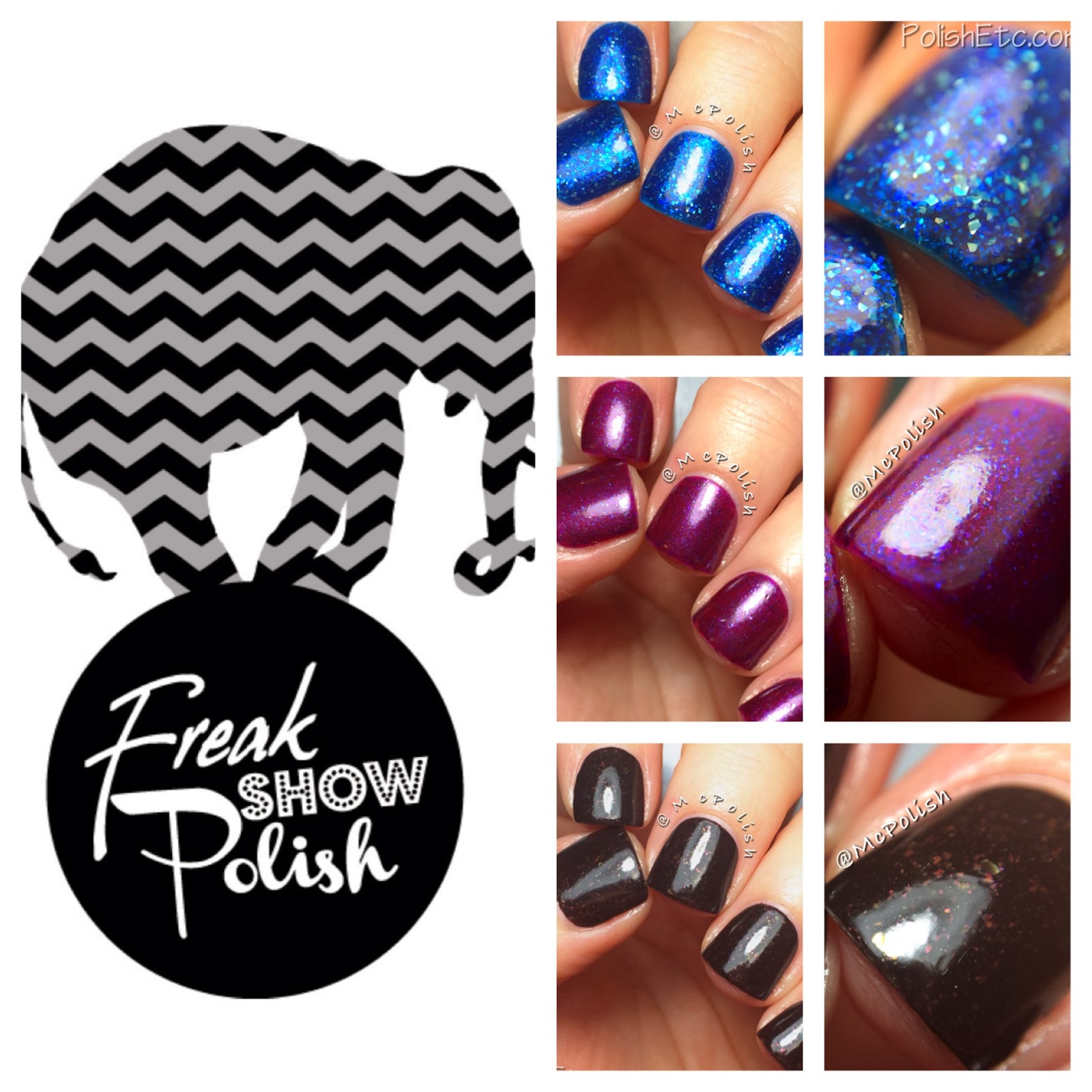 Freak Show Polish Ladies of the Night