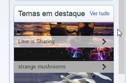 Mudar aparência Firefox temas