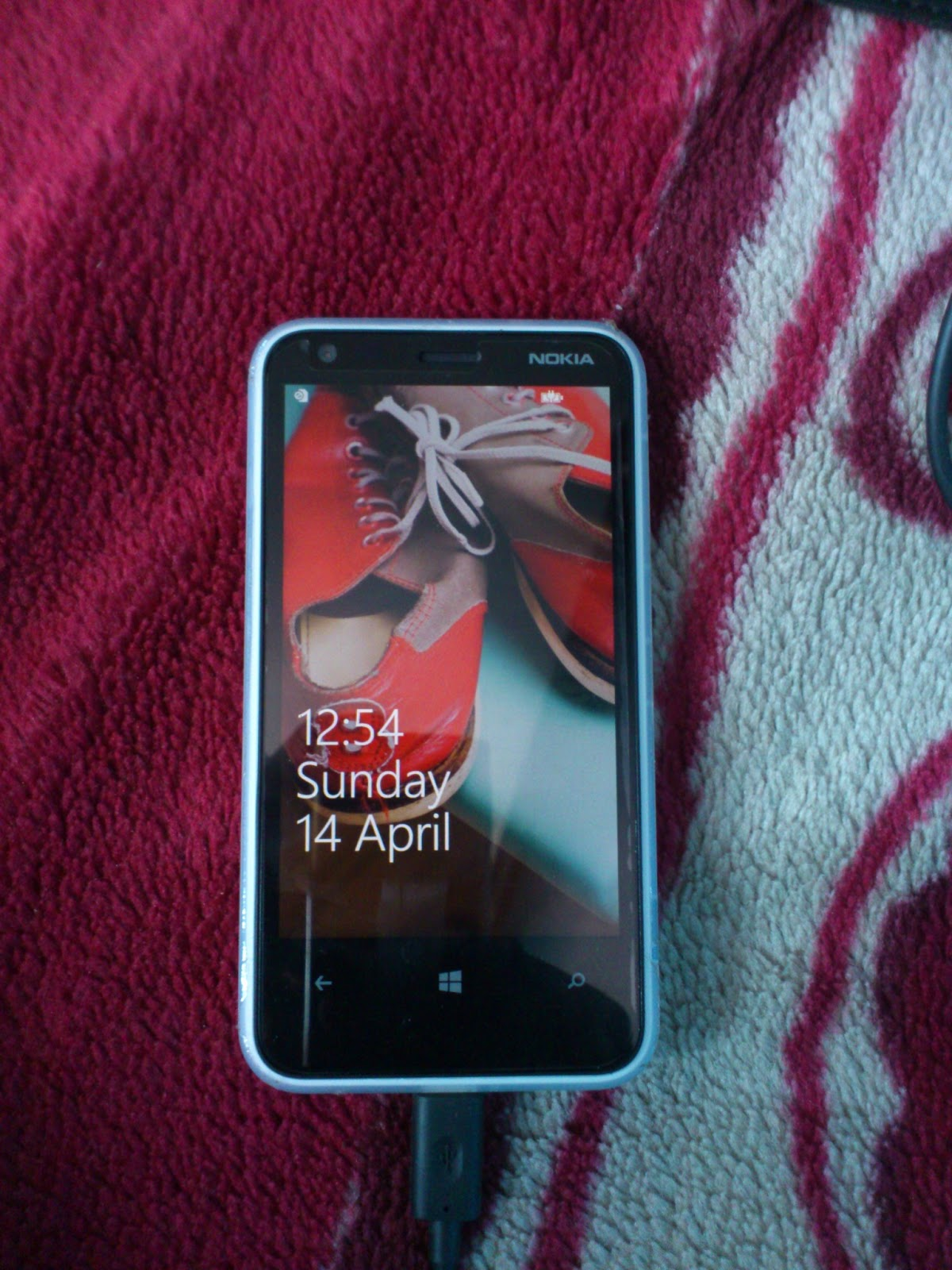 Best Mobile Phone India Phones Reviews Nokia Lumia 620 Magenta Lately I Bought First Time Experience Any Devices And Windows The Thing Which Attract Me Ie Its Flat Theme Look