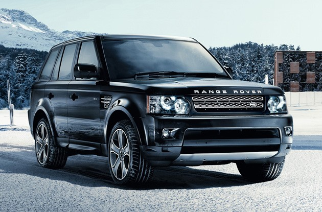 Land Rover Sport 2012
