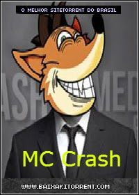 Capa Passinho do Romano   MC Crash (2014) Baixaki Download
