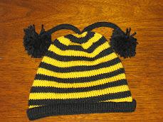 Baby Bee Hat