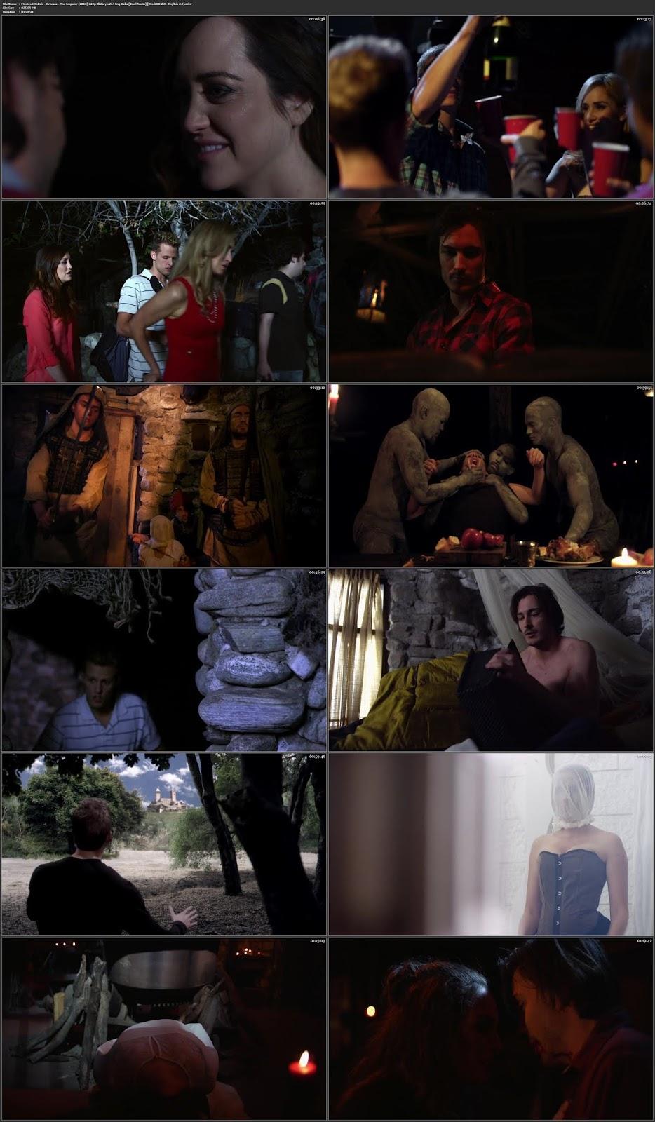 Dracula - The Impaler (2013) Dual Audio Hindi 720p BluRay x264 Eng Subs