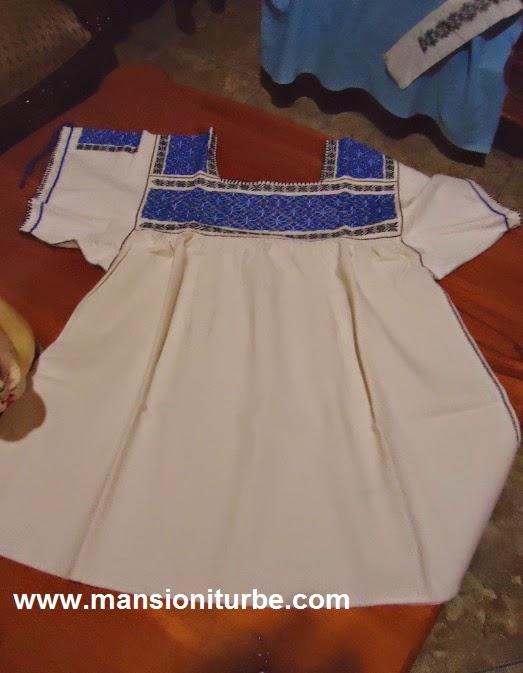 Textiles Artesanales en Tocuaro en la Ribera del Lago de Pátzcuaro