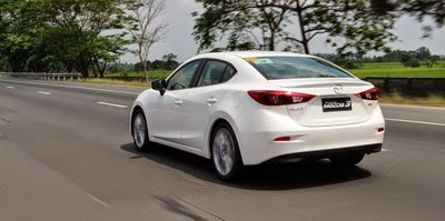 Mazda3 Sedan Indonesia