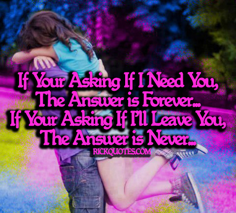 Forever Quotes | I Love U