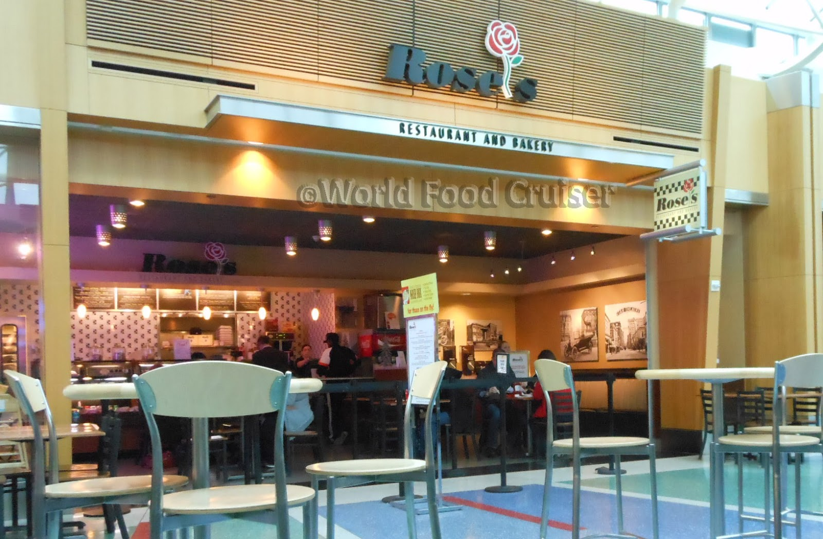 Portland International Airport Oregon Restaurants