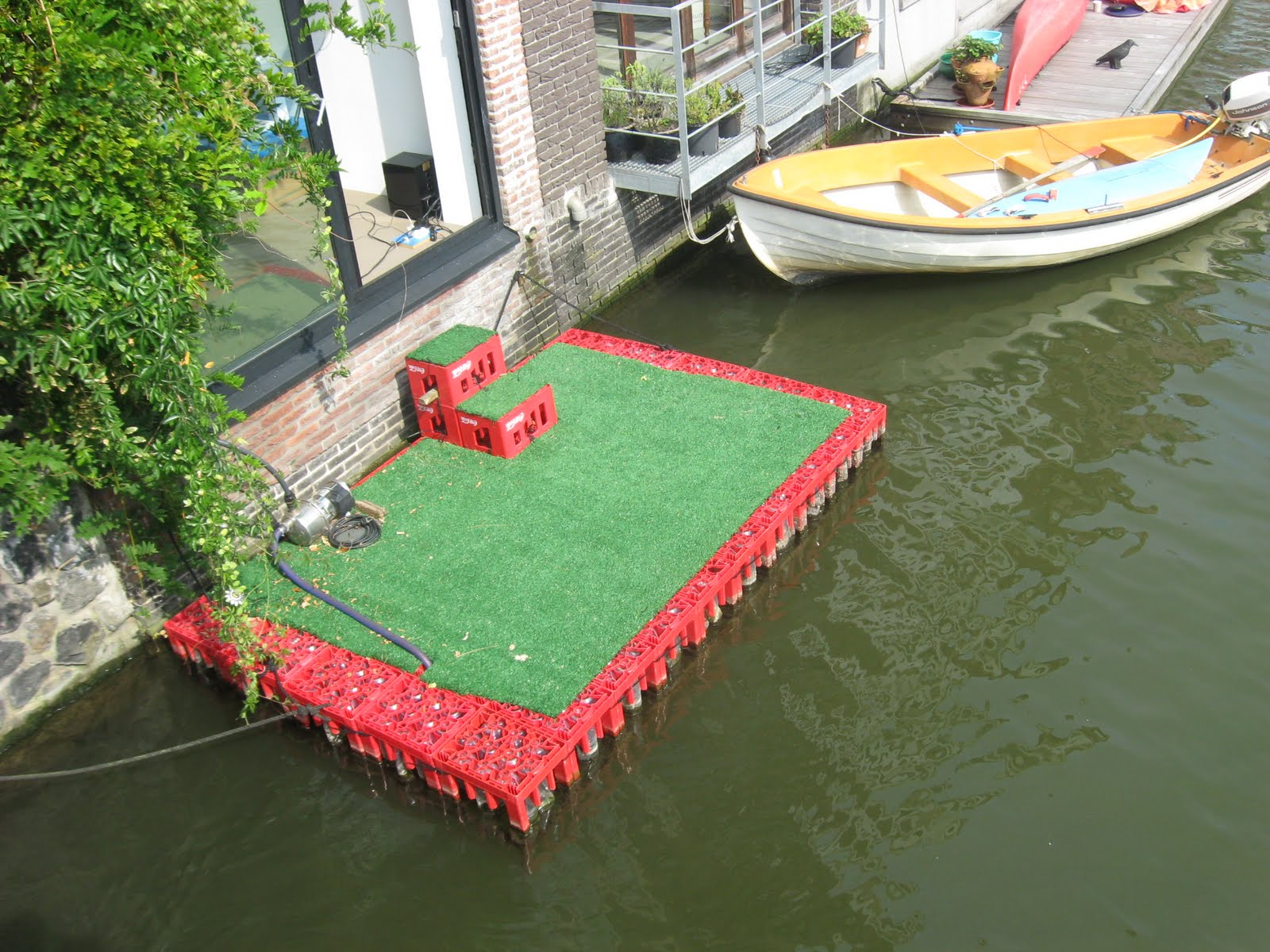 Coca Cola Inflatable Rafts