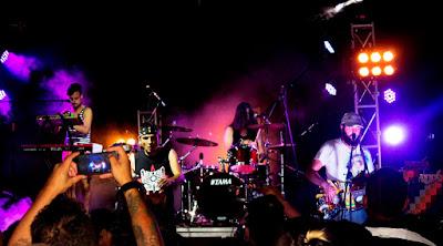 concierto en Leticia Amazonas 7 de marzo 2015