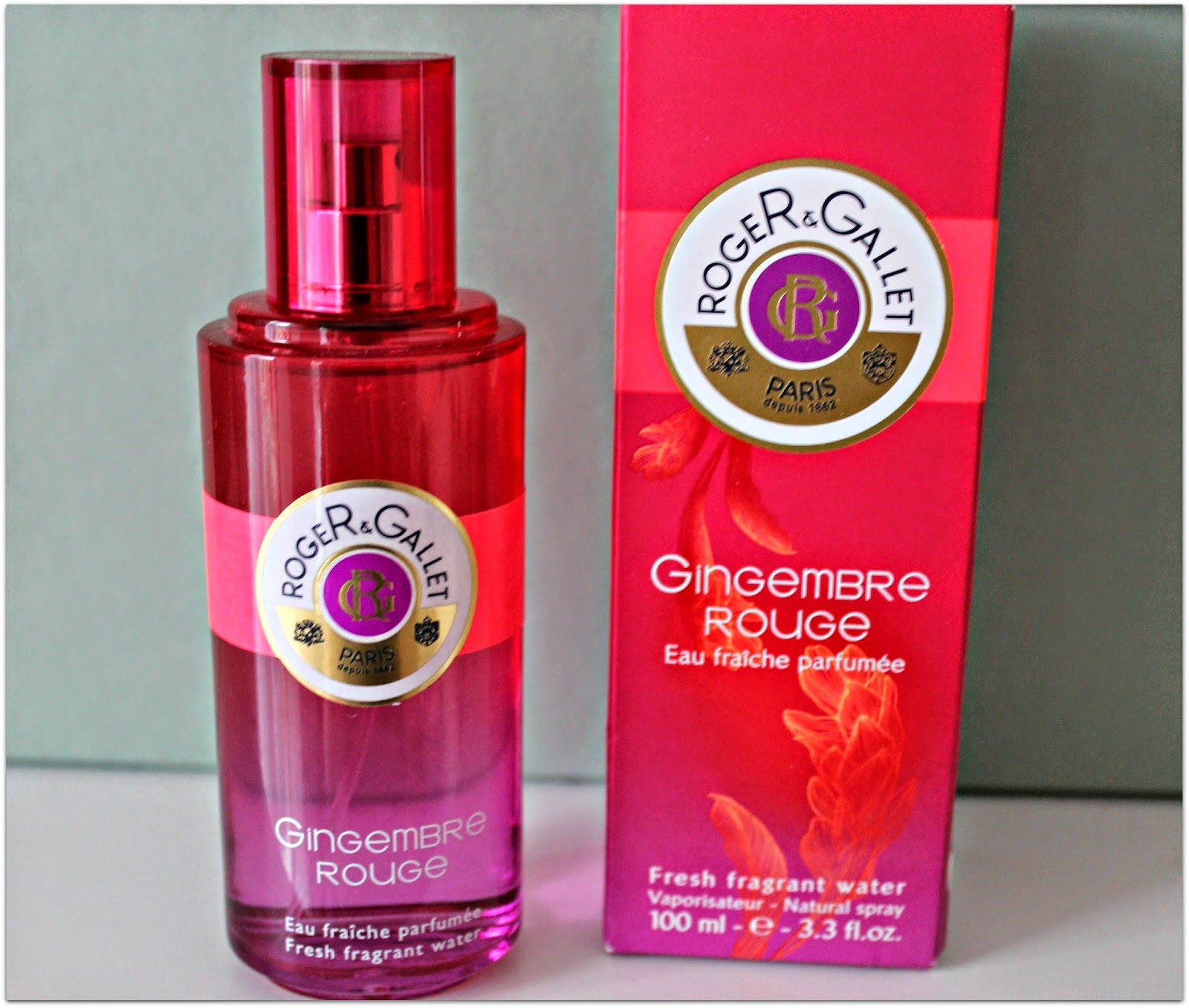 nfp roger gallet gingembre rouge eau fraiche fragrance review. Black Bedroom Furniture Sets. Home Design Ideas