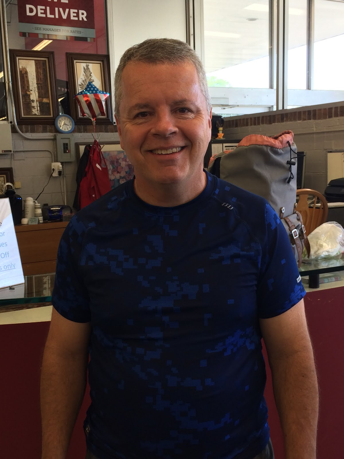Mike Kuhn is our Training Coordinator/Assistant Store Manager