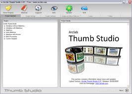 Arclab Thumb Studio 2.12: Software untuk Membuat Galeri Gambar yang Profesional