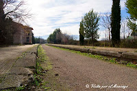 vía verde senderismo ruta tarazonica escachamatas