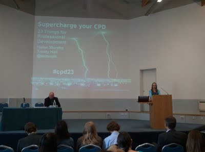 Helen Murphy - Supercharge your CPD