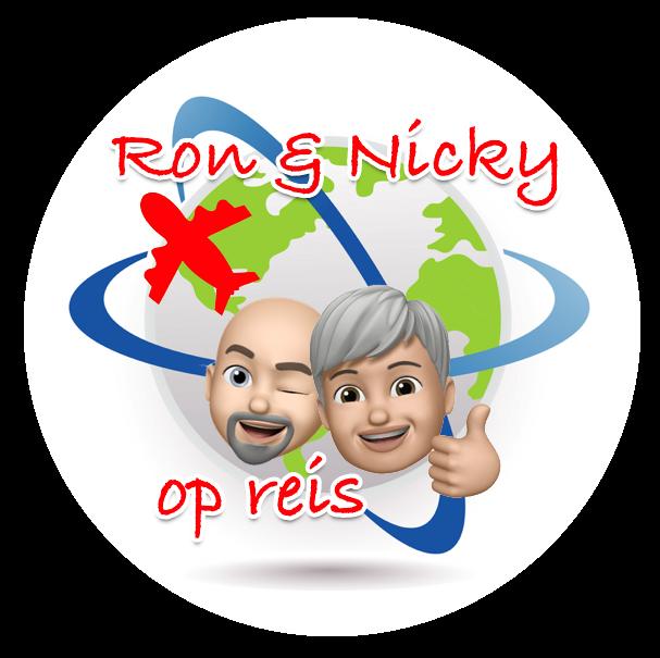 Ron en Nicky op reis