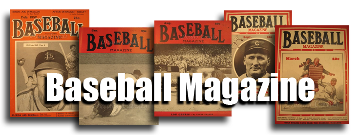 Check Out Baseball Magazine!
