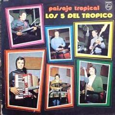 Los 5 del tropico
