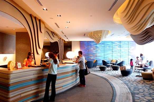 Chillaxing At Hotel Jen Puteri Harbour Www Mieranadhirah Com