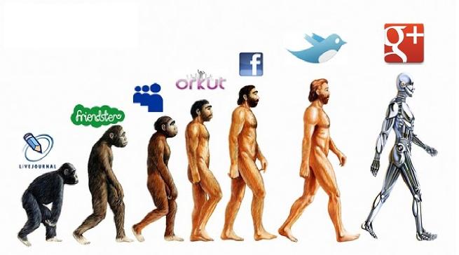 Google khiến con người