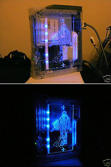 Creative and Unusual Xbox 360 Casemod Designs (18) 9