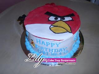 Download image Gambar Kue Ultah Tema Angry Bird PC, Android, iPhone ...