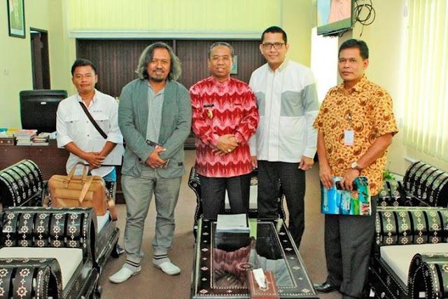Film Kalam Kalam Langit di Bumi Beribu Masjid, Lombok NTB