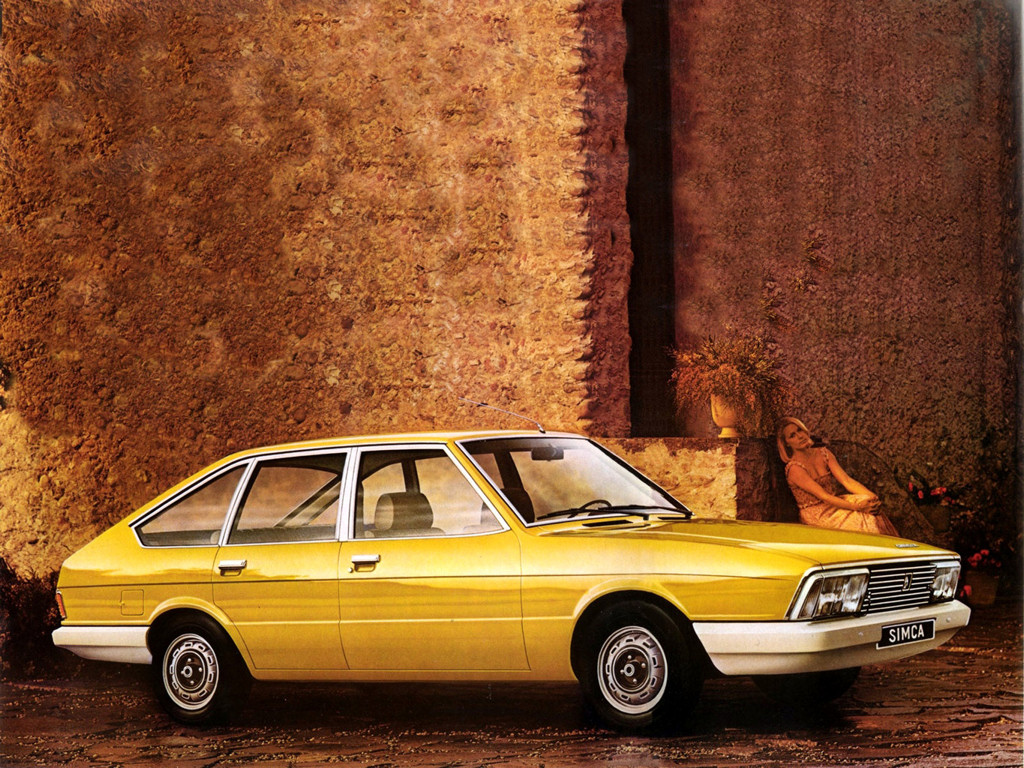 1976 Cars Car Of Year Simca 1307 1308 on 1976 volkswagen passat