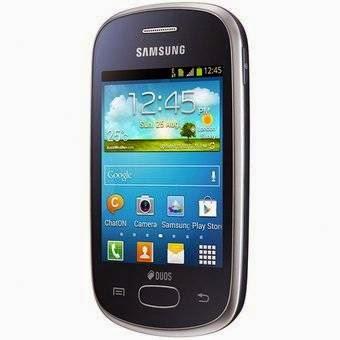 amsung Galaxy Star S5282, ponsel canggih low-end dari Samsung