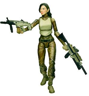 Hasbro GI Joe Retaliation Lady Jaye figure