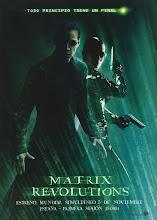 Matrix 3: Revoluciones (2003) [Latino]