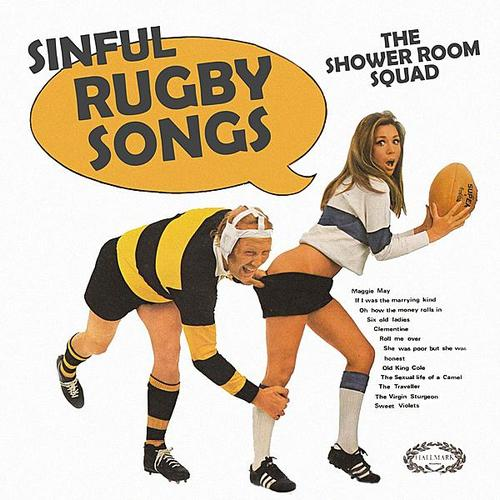 Sinful Rugby Songs - The Shower Room Squad - Music Vinyl