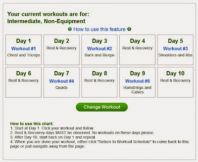 7 Minute workout reviews