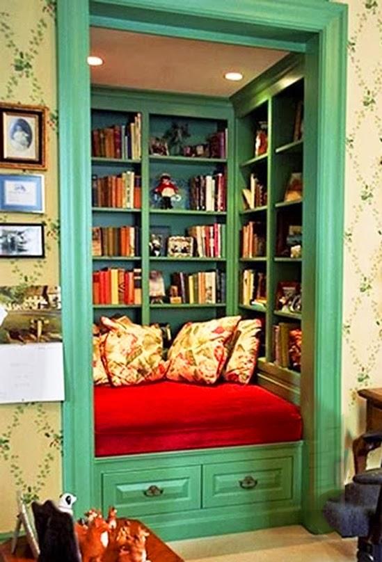 Livres rangement et d coration blog d co mydecolab for Alcove dans une chambre
