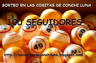 ¡¡¡GANADORA SORTEO LAS COSITAS DE LUNA!!!