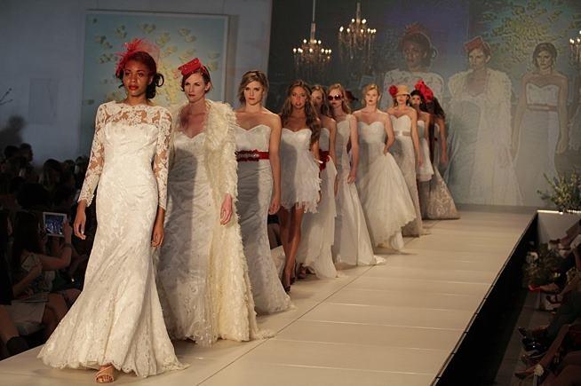 Kumpulan Foto Gambar Model Gaun Pengantin Modern Wanita Terbaru Dan Terpopuler
