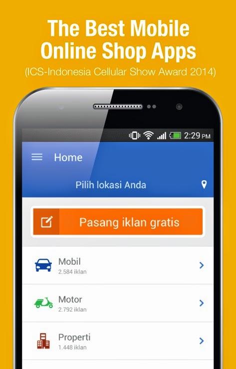 Download Aplikasi Android Olx Co Id Apk Jual Beli Online