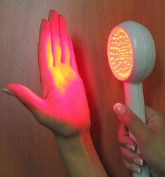 Aktynoterapia czyli terapia poprzez naświetlanie